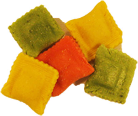 4 COLORI CHEESE RAVIOLINI (press ESC to leave the box)